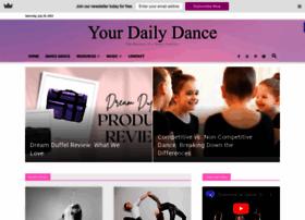 yourdailydance.com