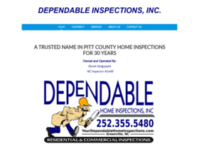 yourdependablehomeinspections.com