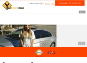 yourdriversed.com