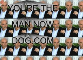 yourethemannowdog.com