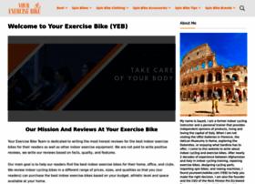 yourexercisebike.com