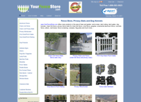 yourfencestore.com