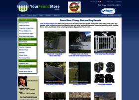 yourfencestore.com