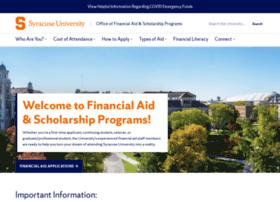 Yourfinancialaid.syr.edu