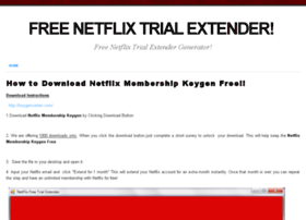 yourfreenetflix-account.webs.com