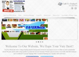 yourfreewebsite.info