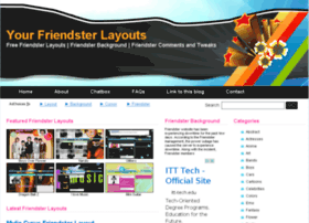 yourfriendsterlayouts.com