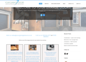 yourgaragedoors.co.uk