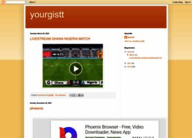 yourgistt.blogspot.com