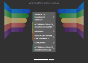 yourhealthinsurance.com.au