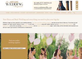 yourhertsbedswedding.com