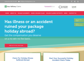 yourholidayclaims.co.uk