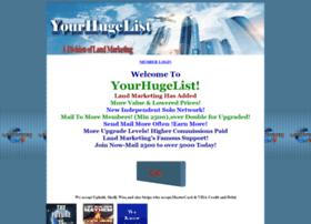 yourhugelist.com