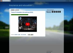 yourinsuranceandeducation.blogspot.com