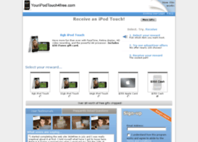 youripodtouch4free.com