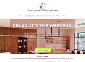 yourironingandcleaning4you.co.uk
