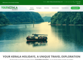 yourkeralaholidays.com