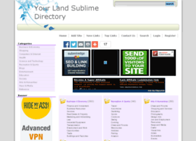 yourlanddirectory.com