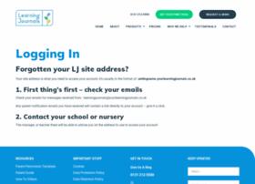 yourlearningjournals.co.uk