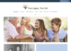 yourlegacyyourlife.com