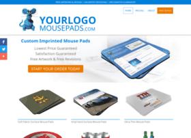 yourlogomousepads.com