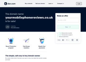 yourmobilephonereviews.co.uk