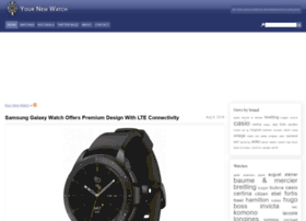 yournewwatch.com