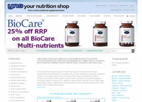 yournutritionshop.co.uk
