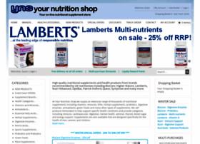yournutritionshop.com