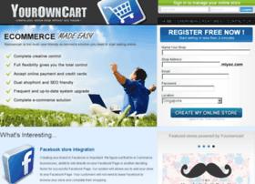 yourowncart.com