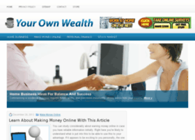 yourownwealth.com