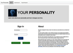 yourpersonality.net