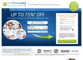 yourpharmacycard.com