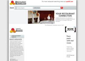 yourrestaurantconnection.com