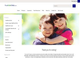 yoursafechild.com