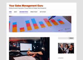 yoursalesmanagementguru.com