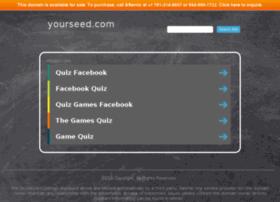 yourseed.com