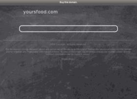 yoursfood.com