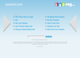 yoursid.com