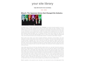 yoursitelibrary.com