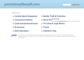 yourskinnyfiberpill.com