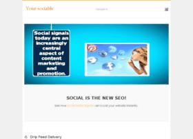 yoursociable.com