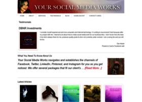 yoursocialmediaworks.com