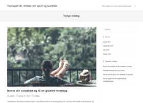 yoursport.dk