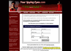 yourspyingeyes.com