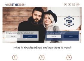 yourstylebook.com