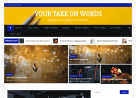 yourtakeonwords.com