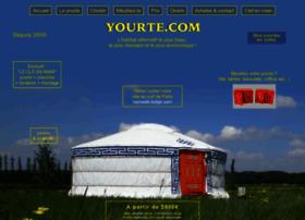 yourte.com