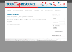 yourtopresource.com