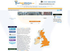 yourtowndirectory.co.uk